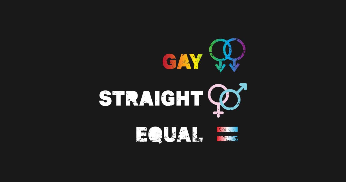 from River gay straight equality