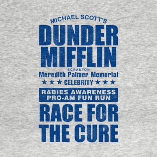 ff1e87435 Celebrity Rabies Awareness Fun Run Race for the Cure T-Shirt