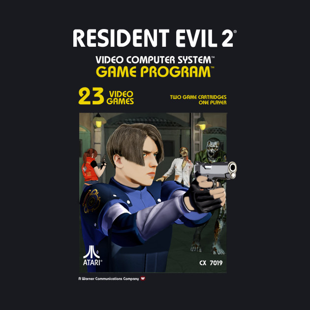 Atari Resident Evil 2