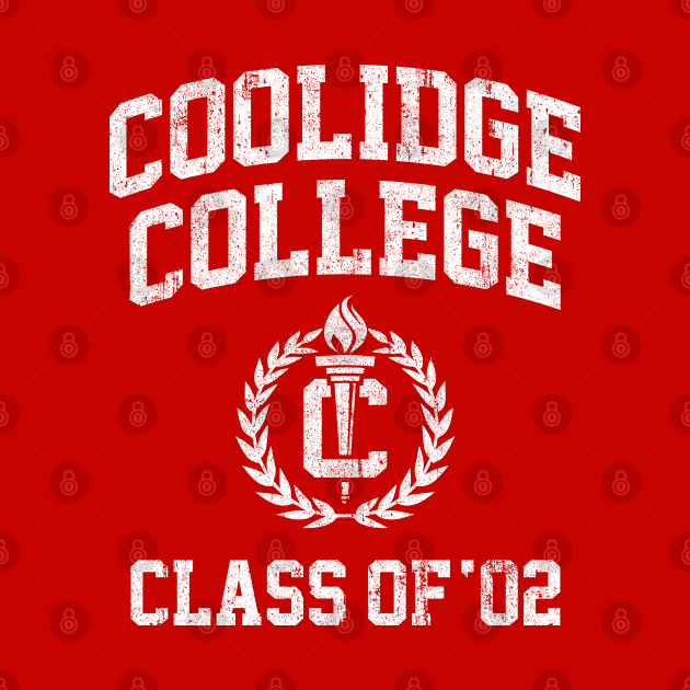 Coolidge College Class of 02 - Van Wilder