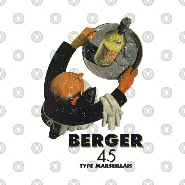 Berger 45 Type Marseillais Wine