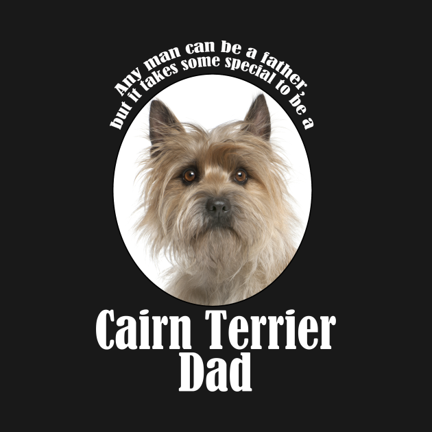 Cairn Terrier Dad