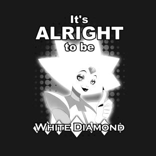 White Diamond T-Shirts | TeePublic