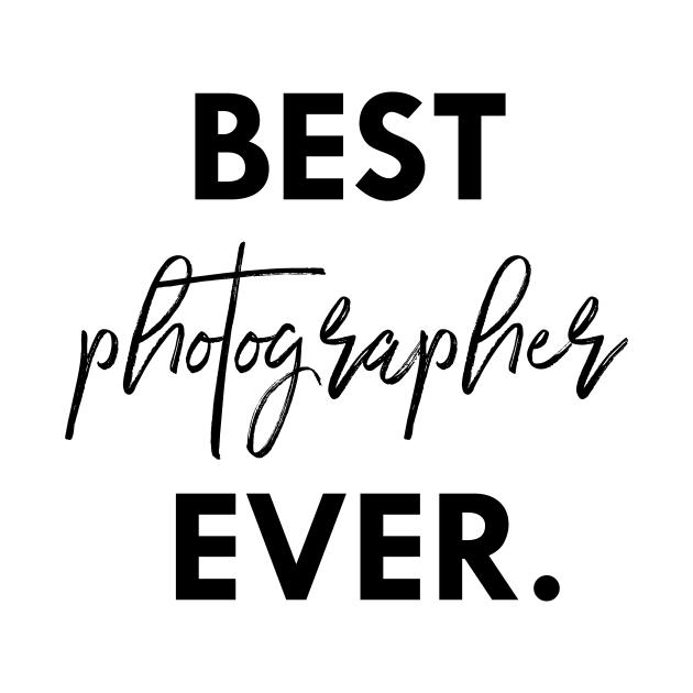 best phtographer ever