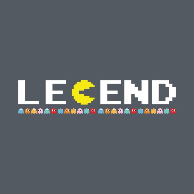 Legend of Pac-Man