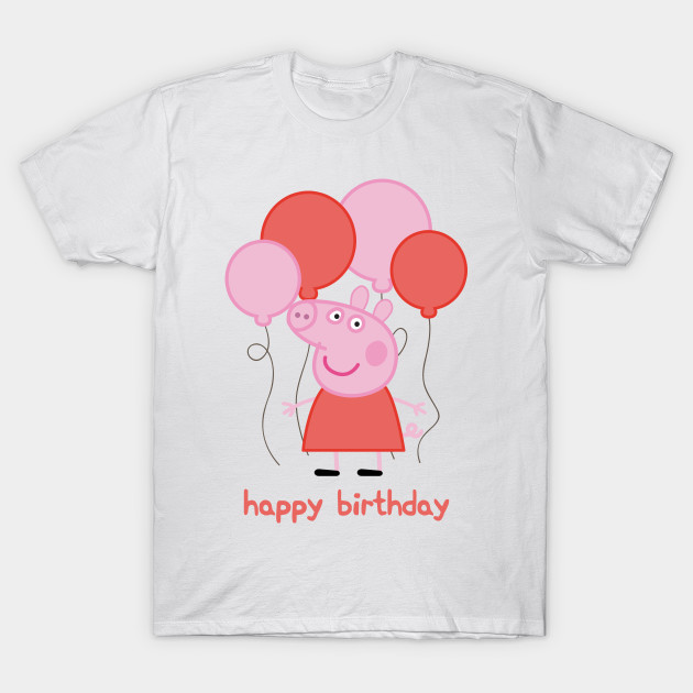 9376c96982354 Peppa Pig - Happy Birthday