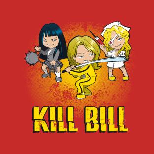 Kill Bill Dolls t-shirts