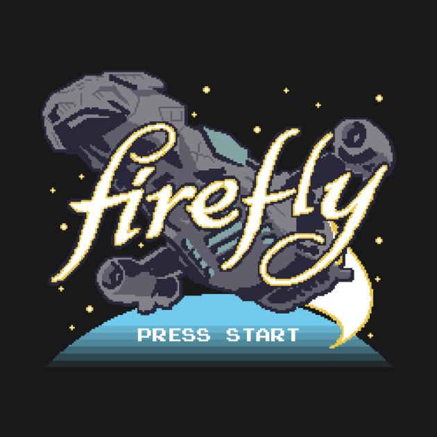 Retro Firefly T-Shirt