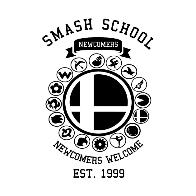 Smash School Newcomers (Black)