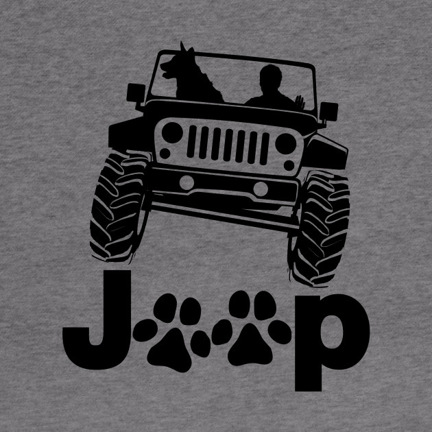 Jeep Dog Canine B K 9