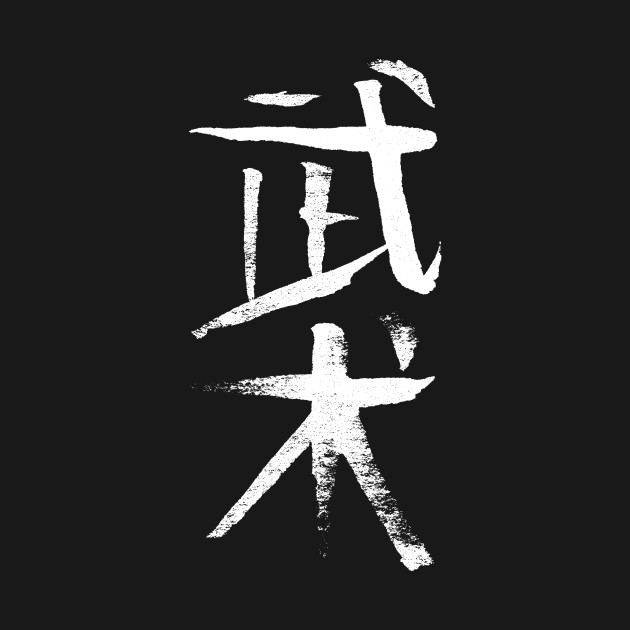 Wushu (martialarts) in chinese