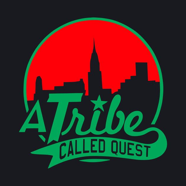 A tribe called Quest red green