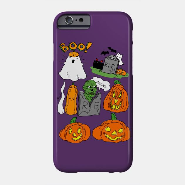 Halloween! Phone Case