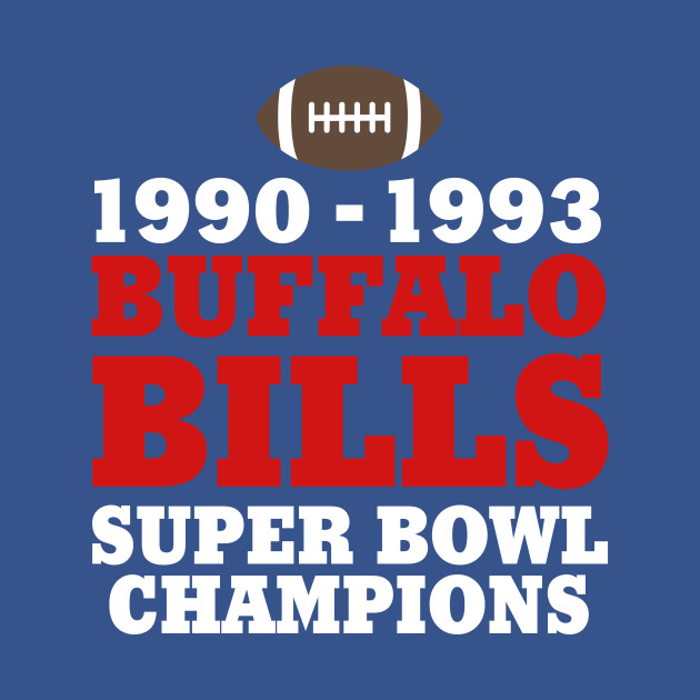 Buffalo Bills Super Bowl Champions