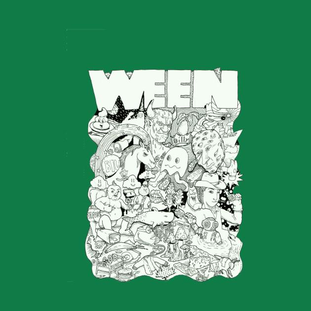 WEEN poster 1