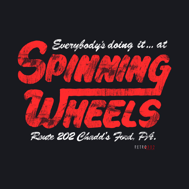 Spinning Wheels!