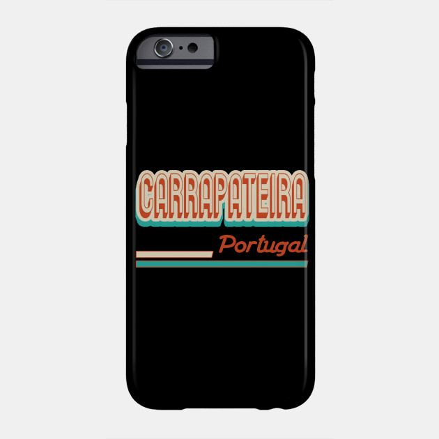 Carrapateira Portugal surf beach Phone Case
