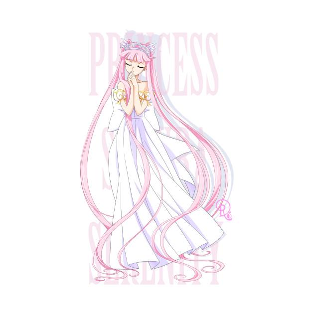 Princess Sakura 1586201: Princess Sakura Serenity