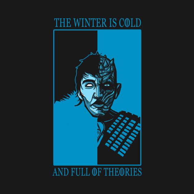 Winter Theories T-Shirt