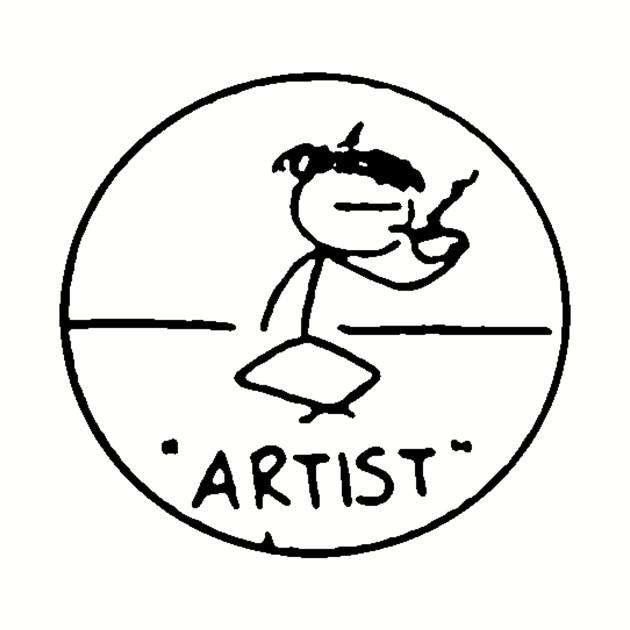 """Artist"" aka Disgruntled Tea-Drinker"