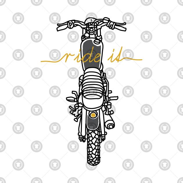 Ride it (Bright Color)