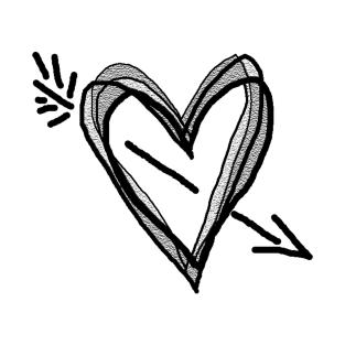 Cupids Doodle