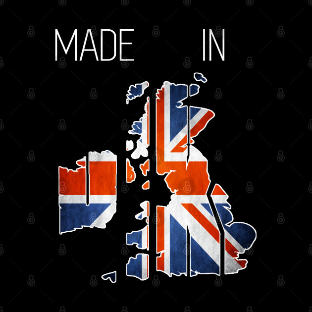 Made in the UK. British. London