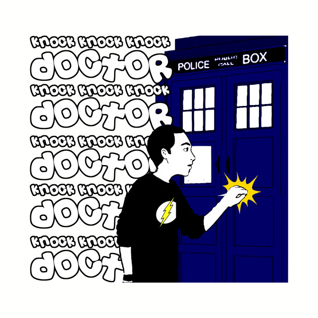 Knock Knock Knock Doctor