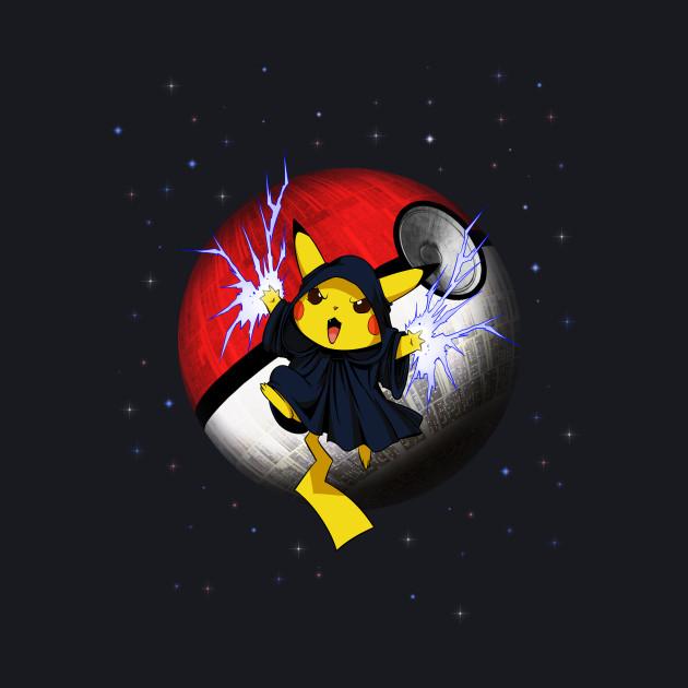 Palpachu (Pokemon Pikachu X Star Wars Palpatine Parody)