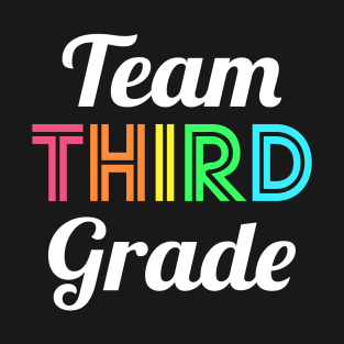 Third Grade Teacher Gifts And Merchandise Teepublic