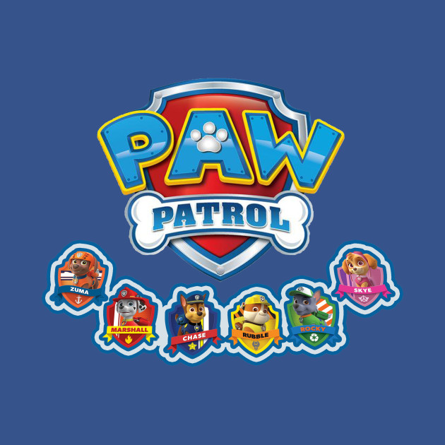 Paw Patrol to the Rescue