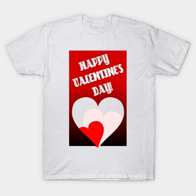 limited edition exclusive valentines day card limited edition exclusive valentines day card - Valentines Day T Shirts