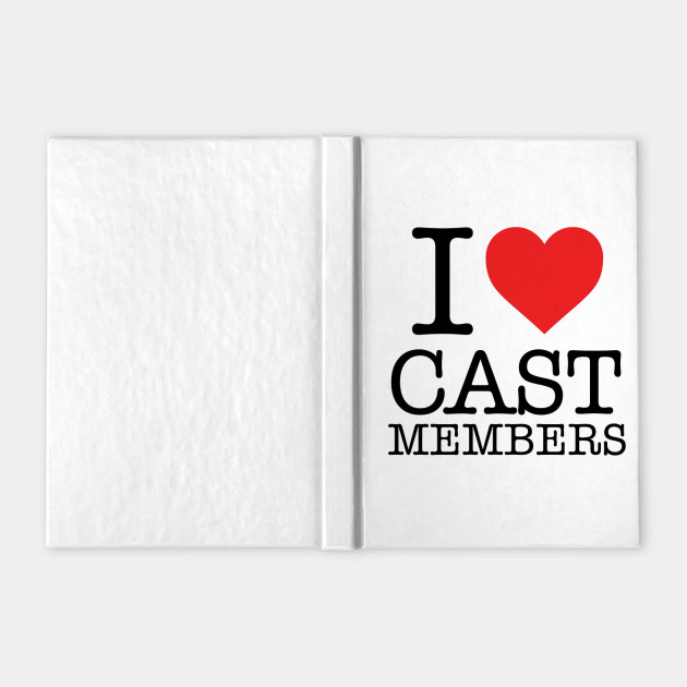 I love Cast Members!