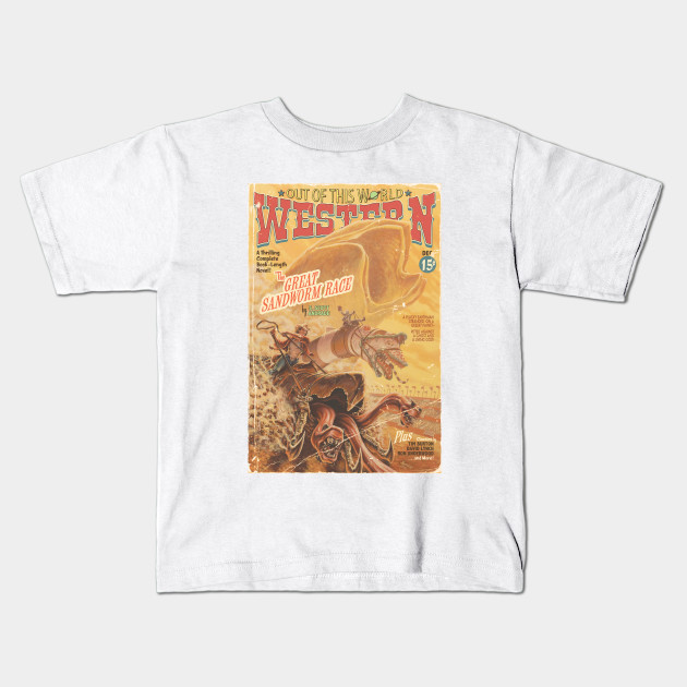 Sandworm Beetlejuice Shirt