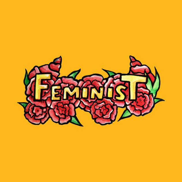 Feminist Roses