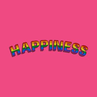 happiness t-shirts