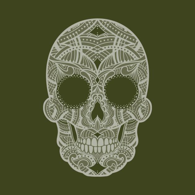 Ornamental Skull
