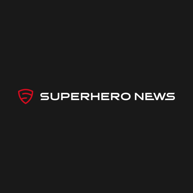 Superhero News t-shirt