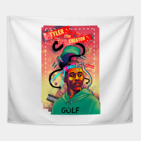 Tyler The Creator Tapestry