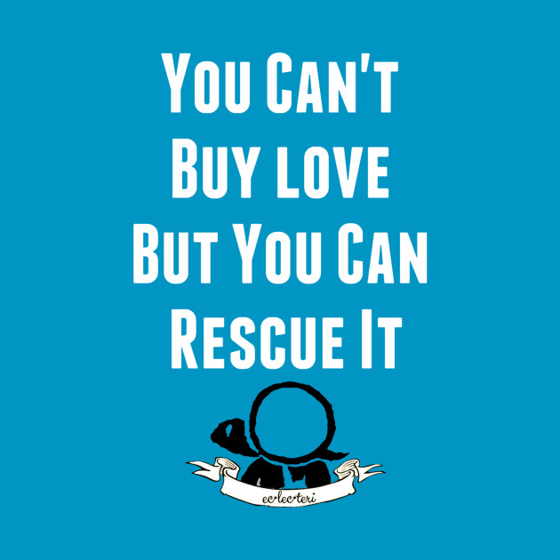 You can't buy love with logo