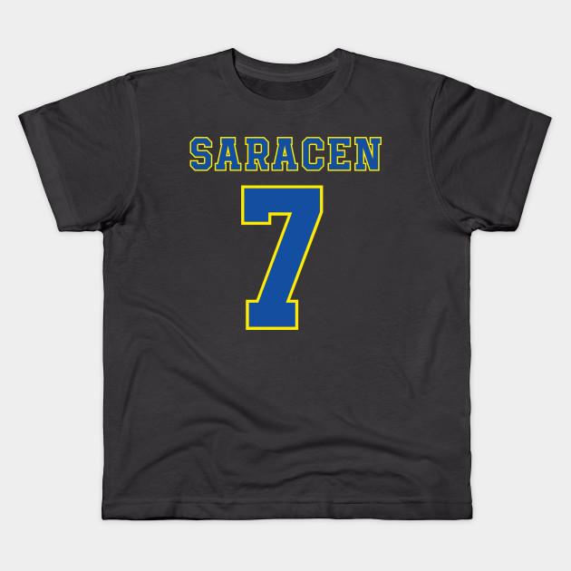 Matt Saracen - Dillon Panthers Jersey - Saracen - Kids T-Shirt ... 276a9cbd3bcb
