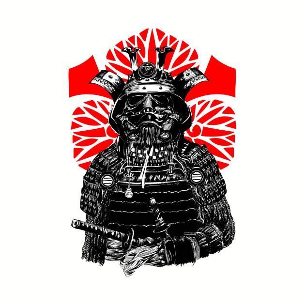 The Bushi Trooper