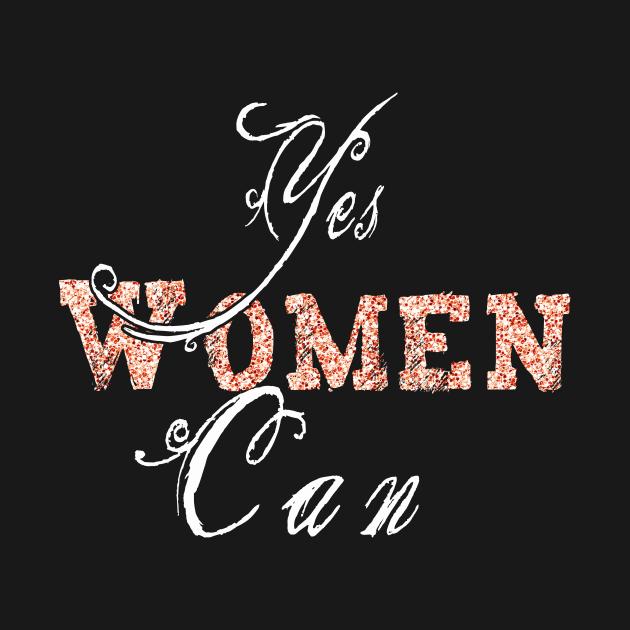 International Women's Day 2020 shirt Yes Women can