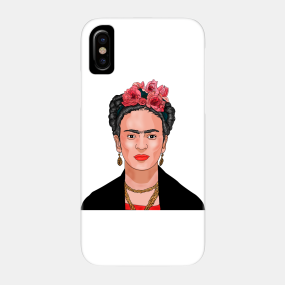 Frida Kahlo Awesome Gift Phone Cases - iPhone and Android | TeePublic