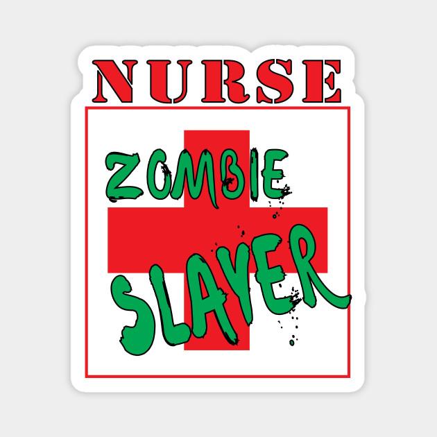 Nurse Zombie Slayer