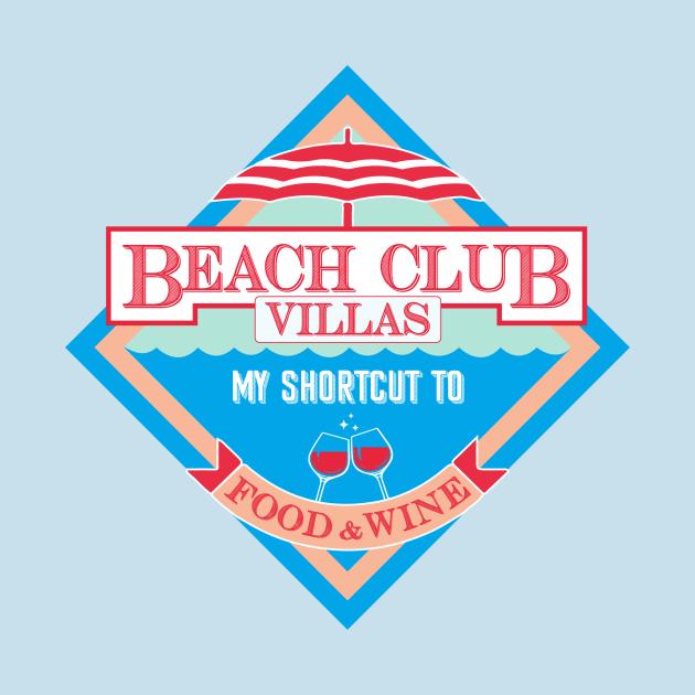 Beach Club Villas - My Shortcut to Food and Wine