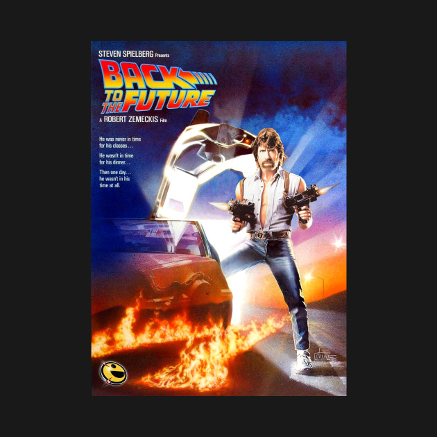 Chuck Norris to the Future!