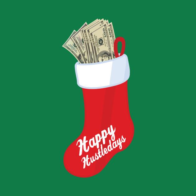 Happy Hustledays Stocking