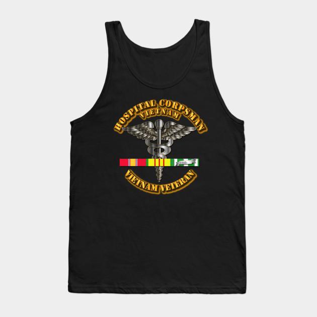 research.unir.net Shirts & Tops Men's Clothing NAVY CORPSMAN TANK ...