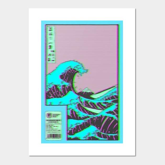 vaporwave vaporwave aesthetic posters and art prints teepublic vaporwave